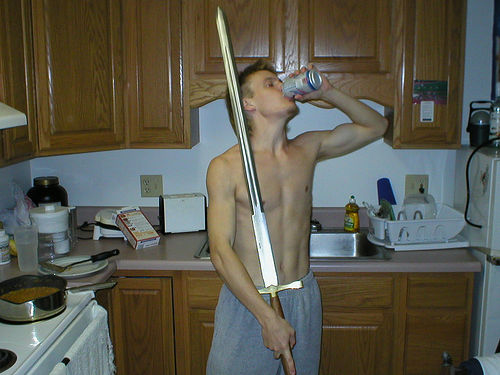 Sworddrink